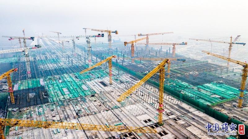雄安这一年——2019年雄安新区规划建设纪实