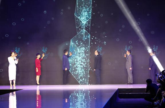 幸福生活 时尚雄安 第三届白洋淀国际服装文化节开幕
