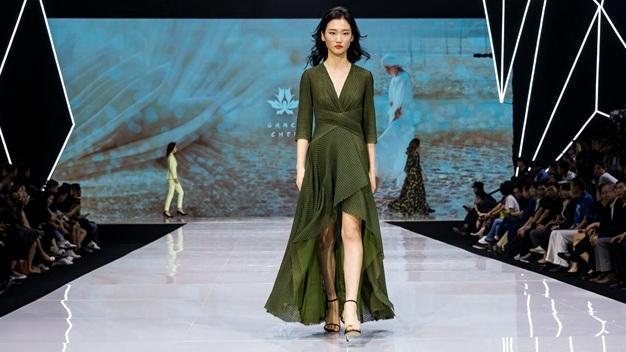 Grace Chen2018经典高级定制作品发布会