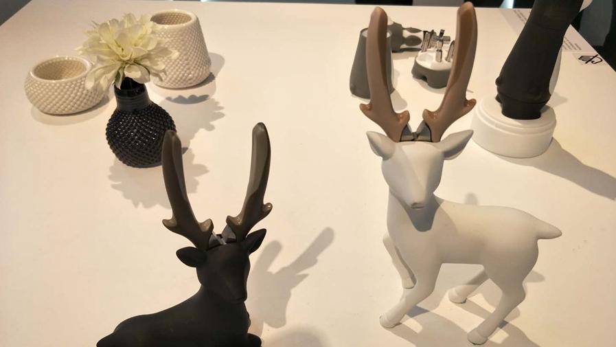 工业设计创新成果展:鹿角钳
