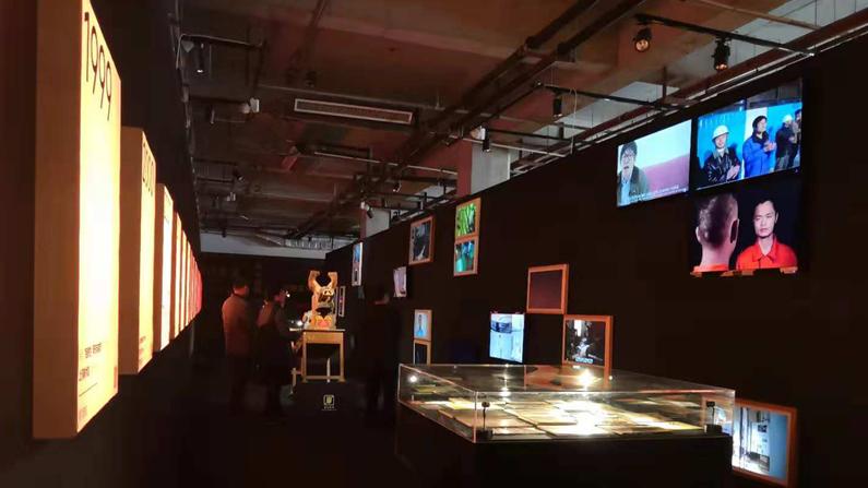 北京798当代艺术展走进雄安新区 展示文艺成就