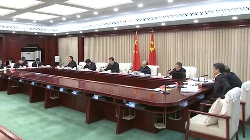 【视频】王东峰:积极融入京津冀协同发展大局
