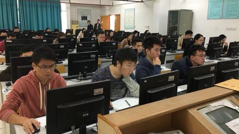 汇聚天下英才 共筑未来之城 中国雄安集团2019校园招聘笔试顺利结束