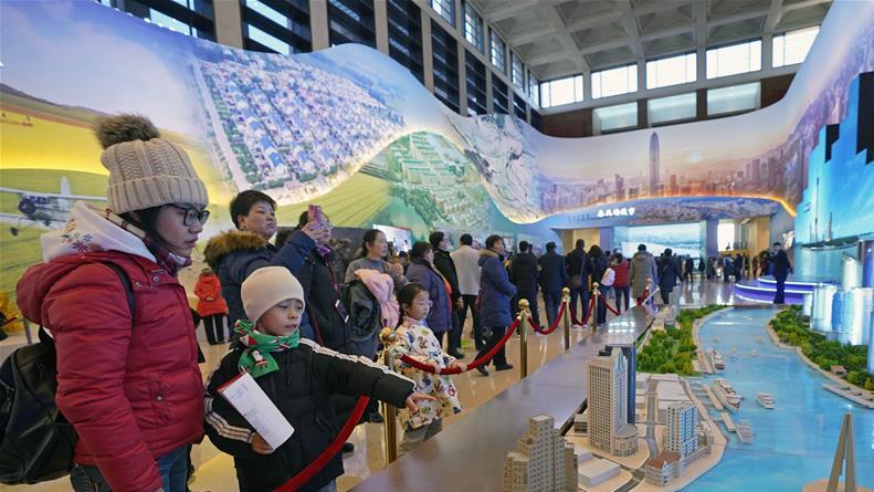 """""""伟大的变革——庆祝改革开放40周年大型展览""""持续火热"""