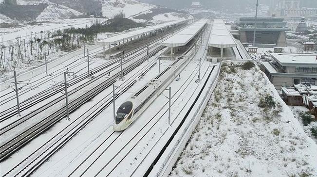 1月5日起铁路实施新运行图