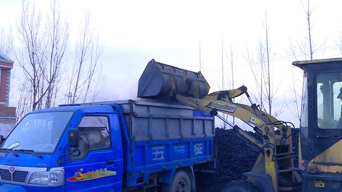 雄安安新县寨里乡持续推动清洁煤推广 确保群众安全温暖过冬