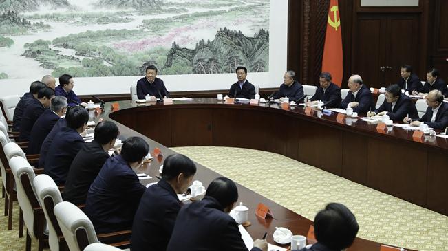 【视频】推动京津冀协同发展取得新的更大进展