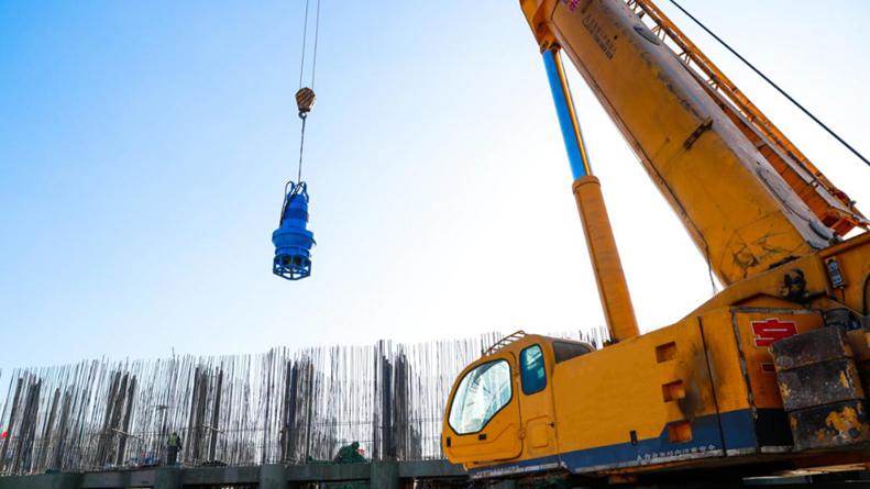 白洋淀引黄大树刘泵站工程将于2月1日起向白洋淀补水3500万立方米