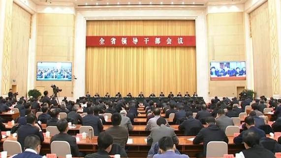 【视频】王东峰:推动雄安新区建设发展取得新的更大成效