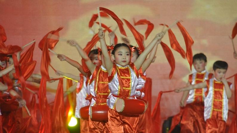 雄安新区第二届少儿春晚录制完毕 将于春节期间播出