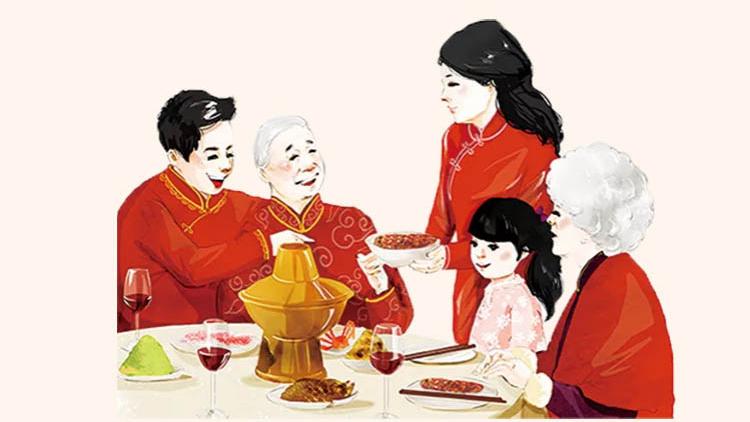 【多彩春节】光会说恭喜发财?这样拜年让人记你一整年!