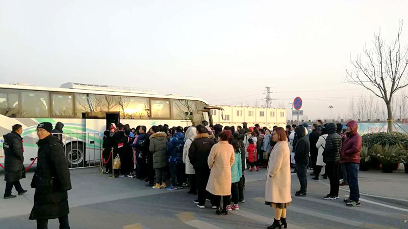 春节假期雄安市民服务中心接待游客超10万人次