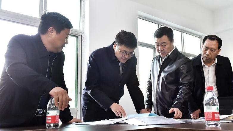 陈刚在容城县调研时强调 切实保障改善民生 让人民群众共享新区发展成果