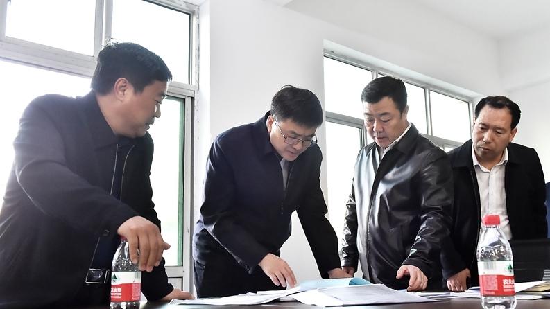 视频丨陈刚在容城县调研时强调 切实保障改善民生