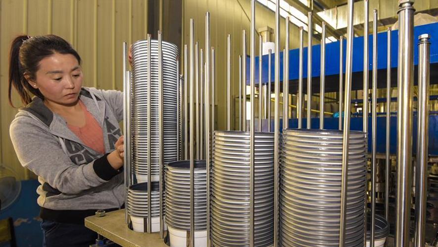 河北故城:打造环保新材料产业基地