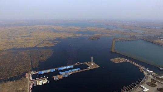 河北保定今年将向白洋淀等完成生态补水1.7亿立方米