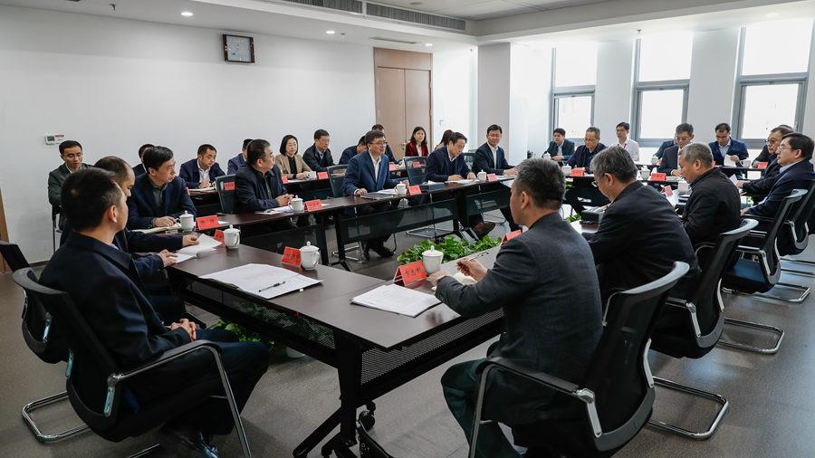 国家国防科技工业局局长张克俭到雄安新区调研