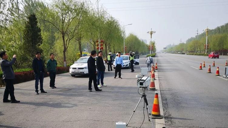 河北雄安新区安新启动机动车环保执法处罚程序