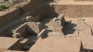 视频丨河北雄安新区考古发掘一处大型汉代墓群
