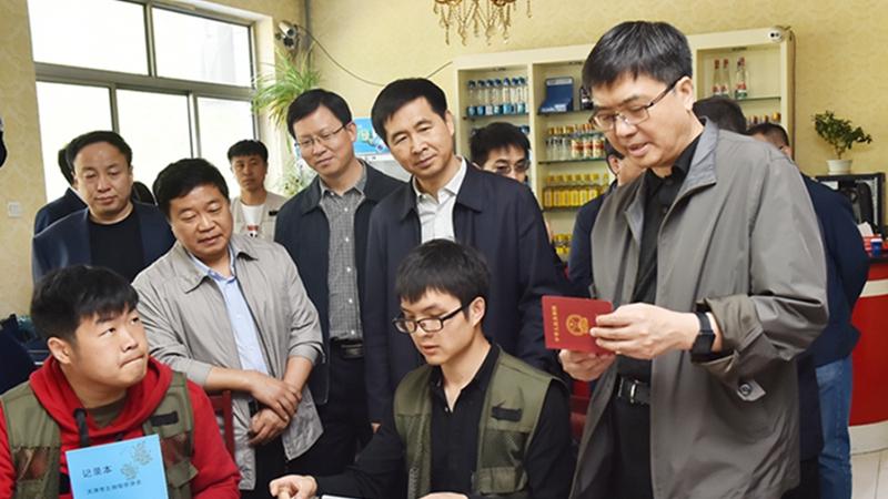 陈刚在容城县调研时强调 扎实做好征迁安置工作 凝聚起建设发展新区强大合力
