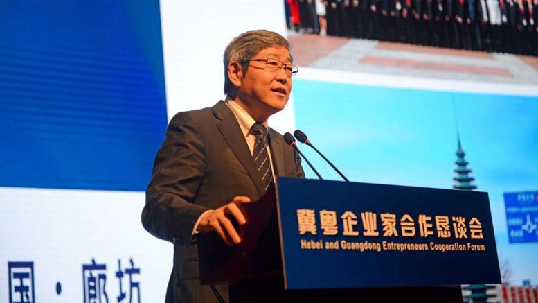 刘磅:服务智慧雄安建设 与时代同频共振