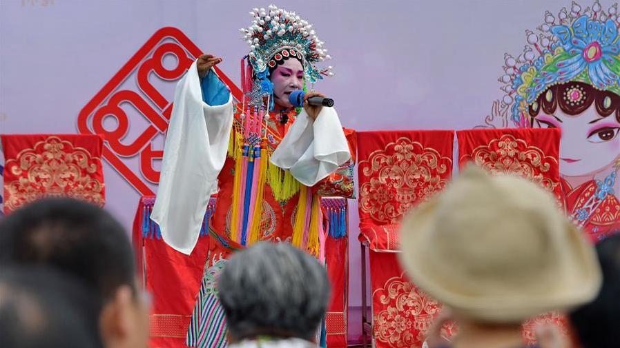 河北迁安:搭建文化活动平台 丰富群众业余生活