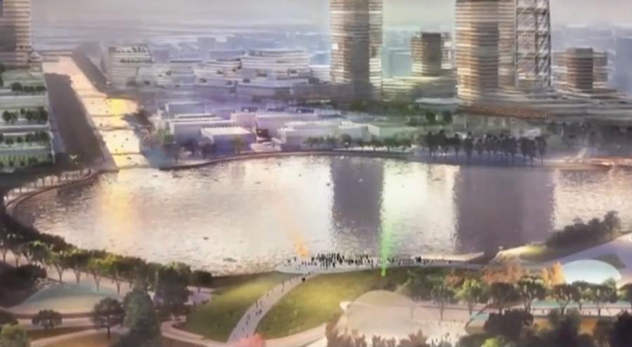 视频丨雄安新区:向世人揭开最核心区域面纱