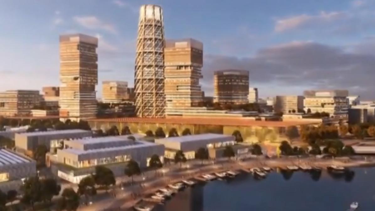 视频丨雄安新区:创新规划编制体系建设未来之城
