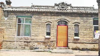 北冯村的花房子