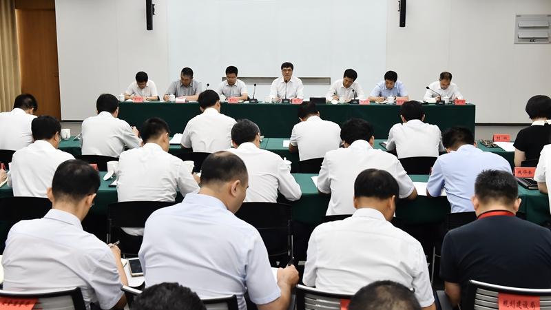 陈刚在雄安新区安全生产工作会议上强调 全力推动安全生产形势持续稳定向好 为新区规划建设提供坚实安全保障