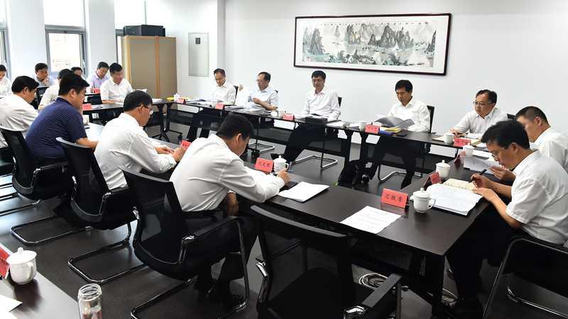 雄安新区召开党工委委员(扩大)会议 持续提升教育卫生事业发展 推动优质公共服务设施布局