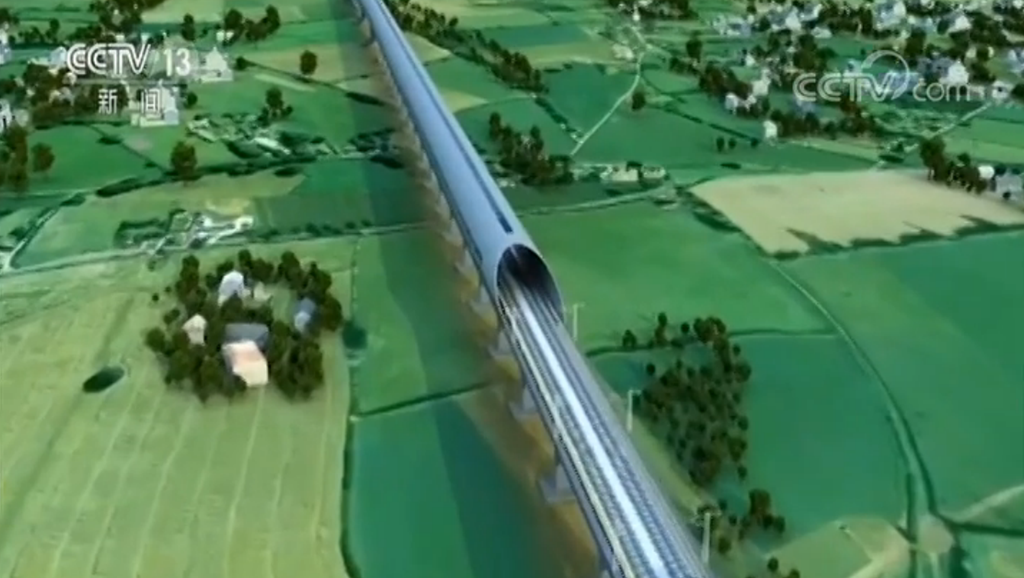 京雄城际铁路:建设绿色京雄 守护雄安生态