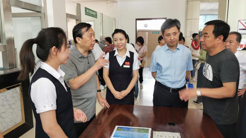 河北省文化和旅游厅督导检查雄安新区文化和旅游市场秩序