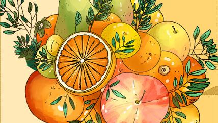 水果花样新吃法 开启舌尖上的秋天