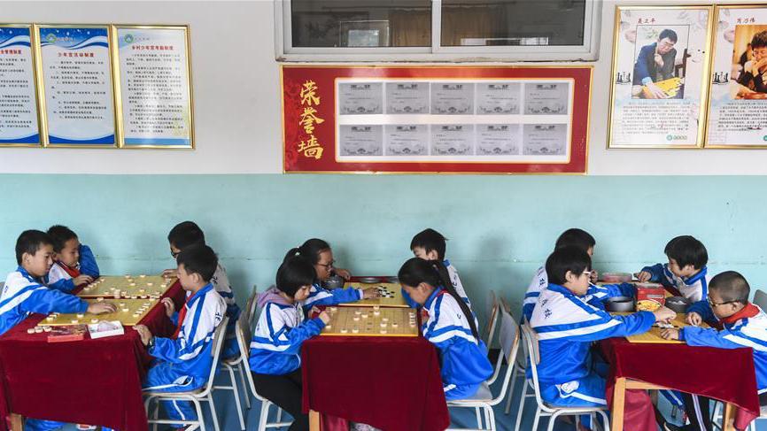 河北武强:多彩社团让校园生活更精彩