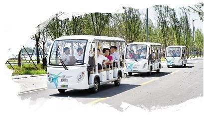 优质多元、一体化服务 雄安新区打造未来公共交通新模式