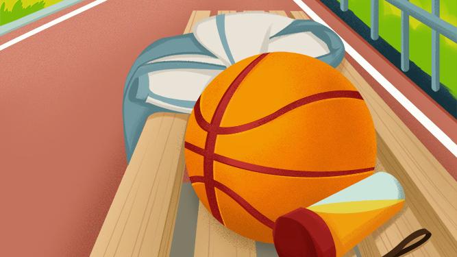 国际篮球日丨篮球里,藏着我们的青春