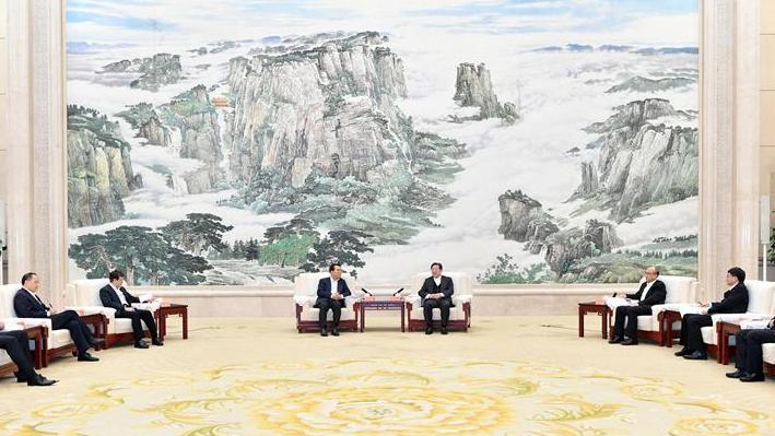 河北省与中国科学院签署共建雄安新区创新研究院框架协议