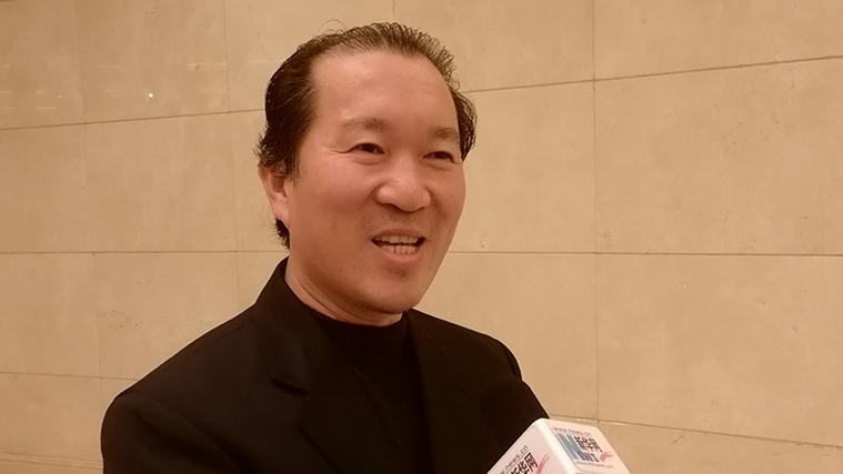 """【聚焦雄安】杨丙军代表:非遗""""走出去"""",让更多人了解雄安"""