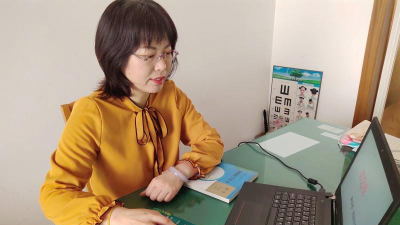 """雄安三县教育部门多措并举实现""""停课不停学"""""""