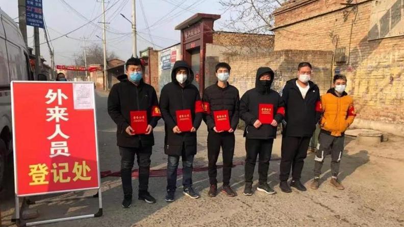 """容城县这个村的防疫工作有""""力度""""又有""""温度"""""""
