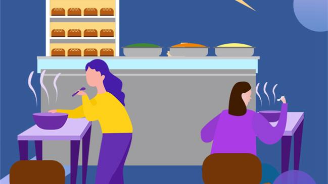 在单位就餐时有哪些注意事项?建议收藏