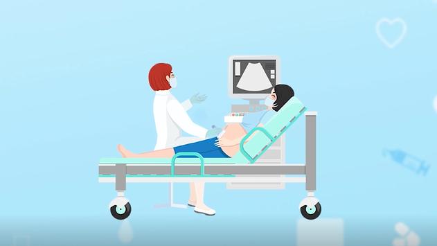 防疫科普丨准妈妈要产检,医生建议这样做!