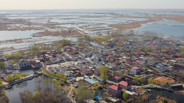 微视频丨我家住在白洋淀