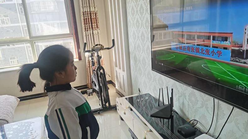 雄安新区容城县开展清明节线上主题教育活动
