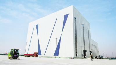 雄安新区重点项目:绿色智能厂区 无人值守生产