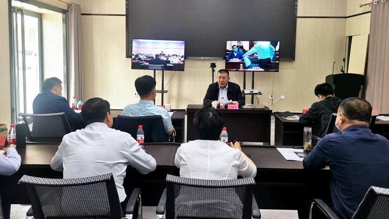 雄安召开安全生产和森林防灭火防汛抗旱工作会议