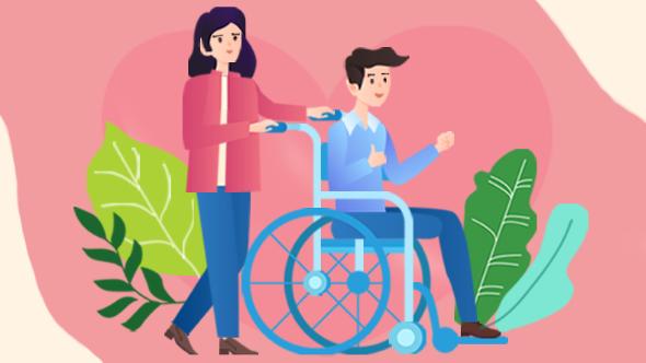 全国助残日丨关爱残疾群体,不止是在这个日子里