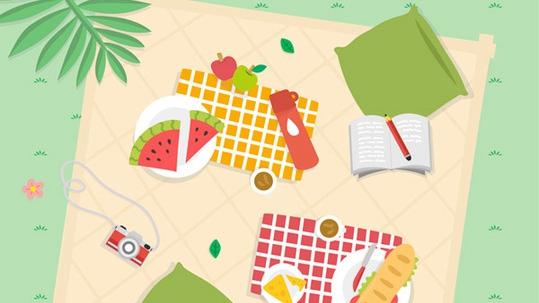 郊游野餐,饮食一定要注意