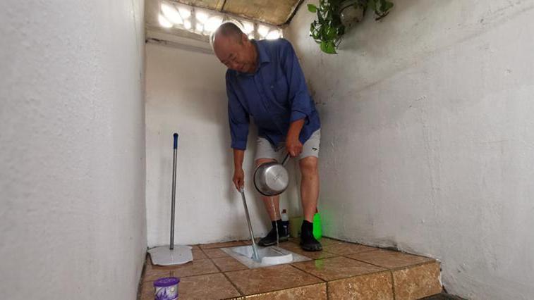 """走向我们的小康生活 河北秦皇岛:""""厕所变了样,生活品质高"""""""